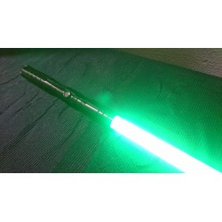 UltraSaber Stunt Grab Bag Black Hilt+Green Led