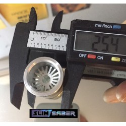 Heatsink Module Cree Led + Narrow 5º Lens